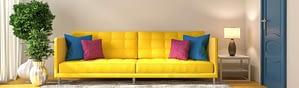 presentable living room